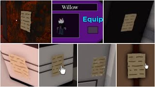 ROBLOX PIGGY 2 BOOK 2 CHAPTER 12 ALL PAGES LOCATION
