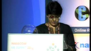 NASSCOM HR Summit 2013: Session II: Is HR losing the H (Human) factor in the organizations?