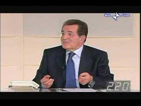 Romano Prodi...(senza parole)