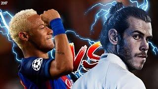 Neymar jr vs Bale ★ Goals & Skills 2017 (FIFA Ballon d'Or) w/ CosimoEdits - HD