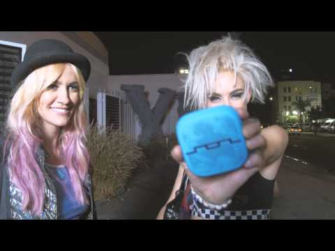 NERVO - Rise Early Morning ft. Au Revoir Simone (Behind The Scenes)