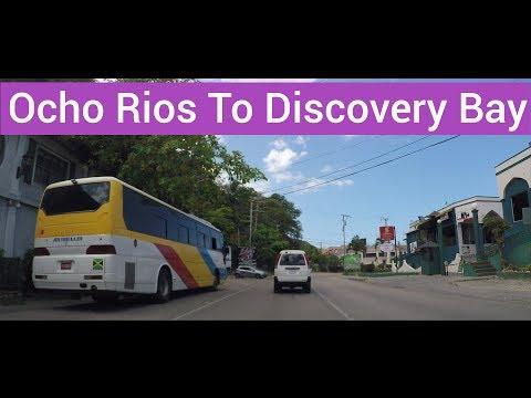 Ocho Rios To Discovery Bay, St Ann, Jamaica
