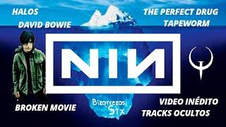 El lore de NIN cuenta con anécdotas y mitos muy particulares. Aprovechamos el boom de los Icebergs y hemos realizado el de la banda de Trent Reznor.