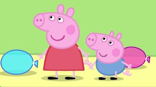 Peppa Pig Official Channel | Peppa Pig Loves Muddy Puddles!