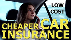 LOW COST CAR INSURANCE 2020 - Compare Discounts, Best AUTO Rates #CarInsurance