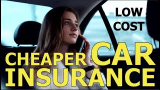 EXPERT TIPS for Cheap Car Insurance - Compare Discounts, Best Rates, Insurance plans #carinsurance