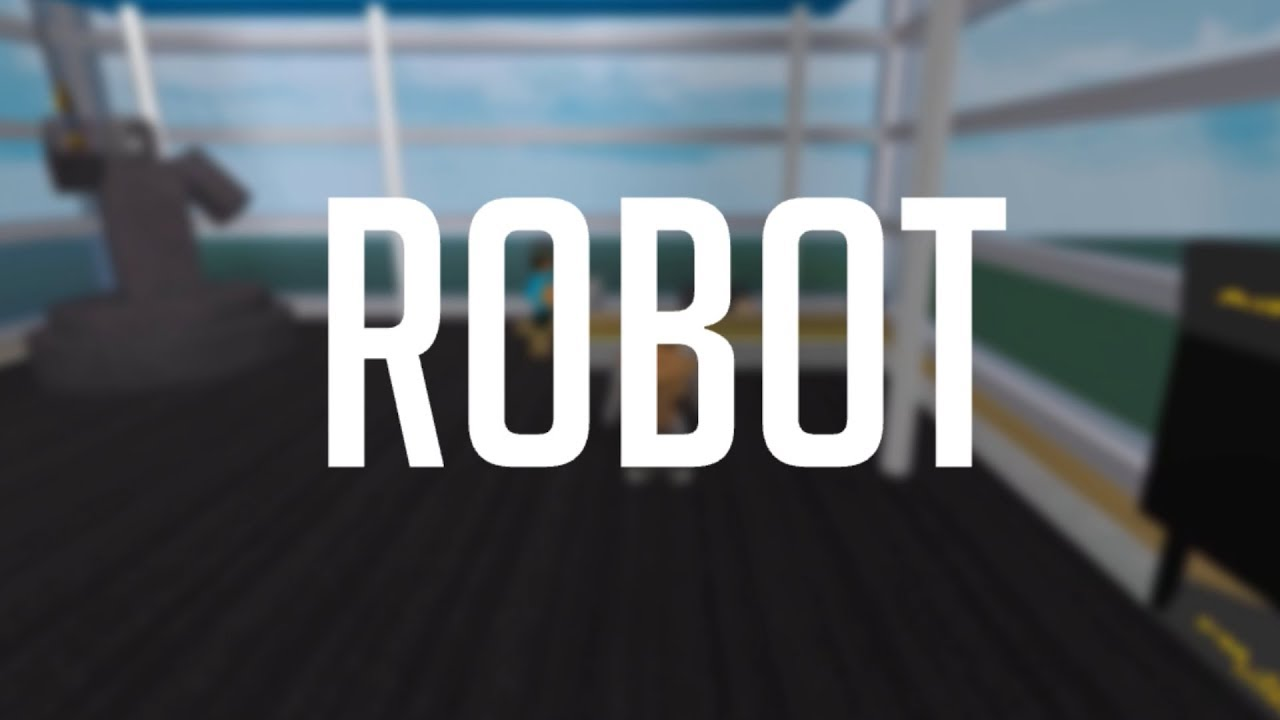 roblox free robot animation pack