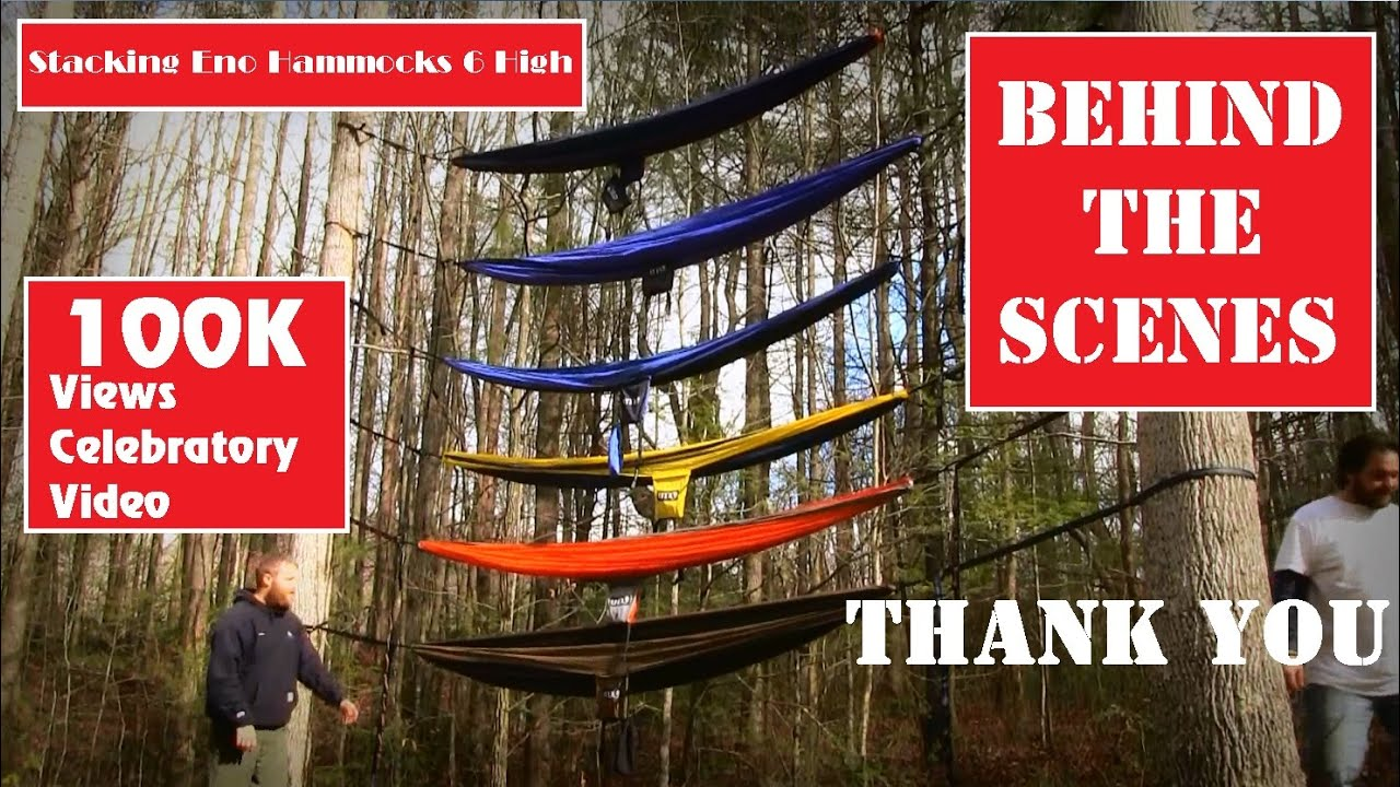 stacking eno hammocks 6 high  outtakes  stacking eno hammocks 6 high  outtakes    youtube  rh   youtube