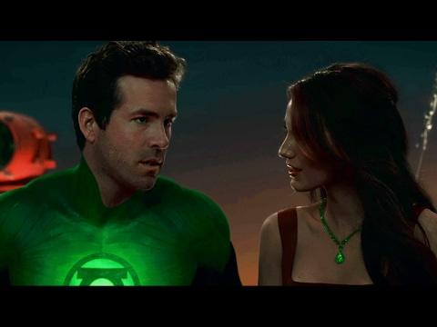 Hal tells Carol about Green Lantern | Green Lantern Extended cut