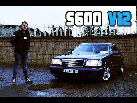 Budget V12 - 1996 Mercedes-Benz S600 W140 Review & Test Drive