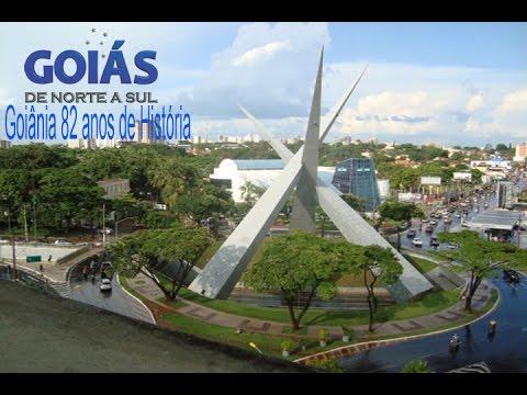 Goiás de Norte a Sul - Goiânia 82 anos Parte 4 - 25/10/2015