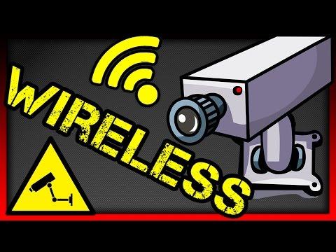 видео: Как сделать беспроводную передачу картинки с камеры на экран