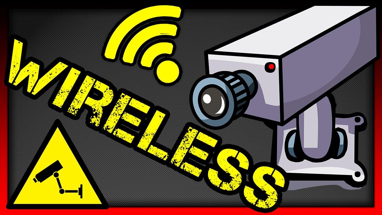 Как сделать беспроводную передачу картинки с камеры на экран