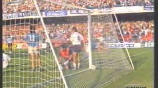 NAPOLI-FIORENTINA: 3-2 Stagione 1989/90