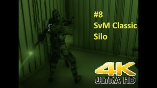 #8 4K on Ultra Splinter Cell Blacklist NEW RIG 2018 Multiplayer. SvM Classic Silo