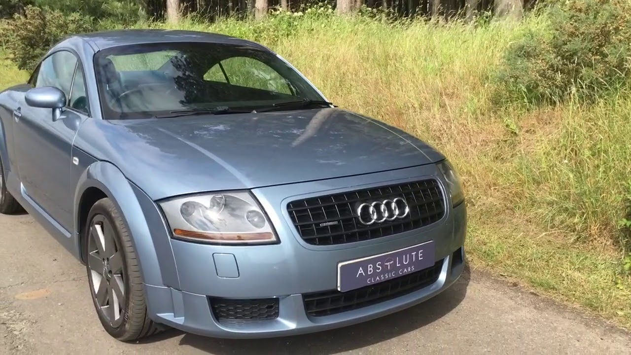 Kelebihan Kekurangan Audi Tt 2004 Top Model Tahun Ini