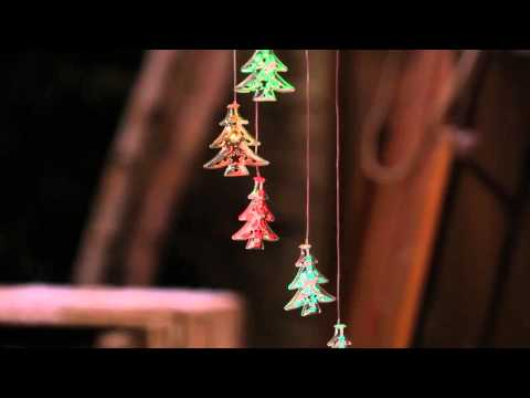 Color-Changing Christmas Tree Solar Mobile (2SP4125) From Evergreen Garden