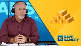 Why Gold Is A Bad Investment - Dave Ramsey Rant