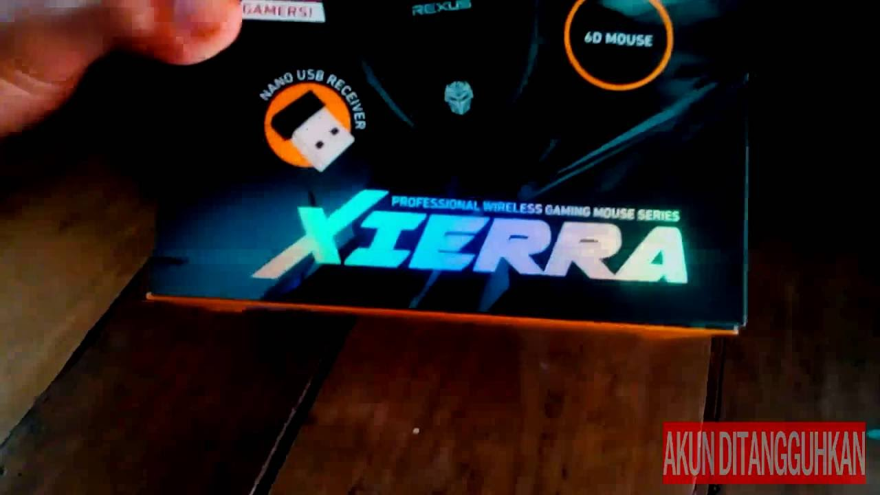Unboxing Rexus Rxm S5 Xierra Gaming Mouse Series Youtube Aviator Wireless