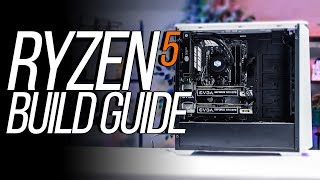 Performance per Dollar Ryzen Build Guide