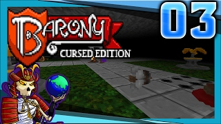 Barony Enter The Dungeon Let S Play Barony Gameplay