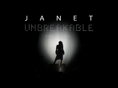 Janet Jackson - Unbreakable World Tour Medley (HQ)