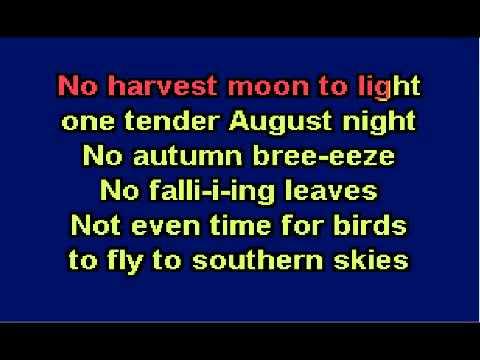 I Just Called To Say I Love You - Stevie Wonder - Karaoke.wmv.flv