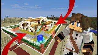 ✔️ Betörés a Világ LEGVÉDETTEBB Minecraft Házába!!! ✔️