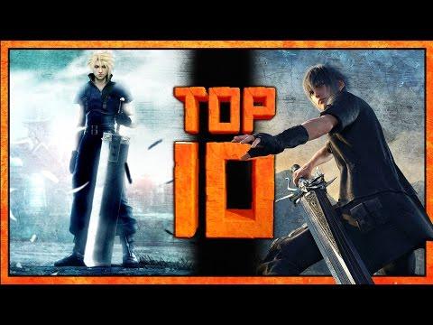 TOP 10 - Migliori FINAL FANTASY di sempre