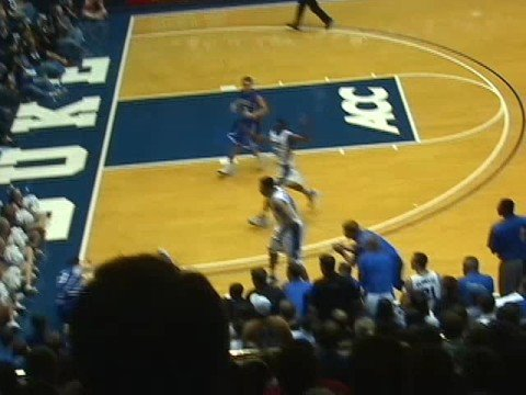 DUKE BASKETBALL BLUE DEVILS Blue Amp White Game Highlights