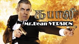 Kabali Teaser Trailer Remix  Mr. Bean  (Johnny English) version - HD