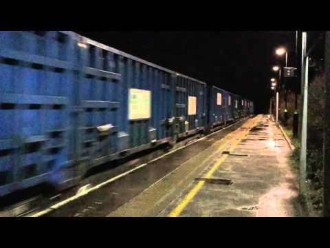 Acton Bridge - Evening Variety - 2nd February 2016