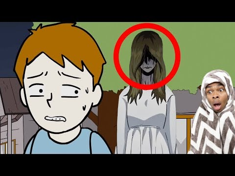 Reacting To True Story Scary Animations Part 13 (Do Not Watch Before Bed)