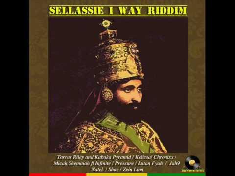 Selassie I Way Riddim Mix (Full) Feat. Chronixx, Pressure, (Israel Records) (March Refix 2017)
