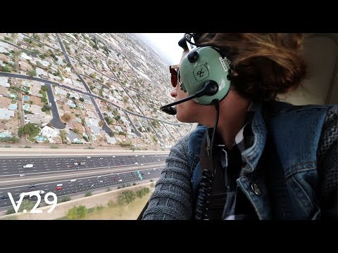 Police Aviation Unit Ride Along: VLOG 29