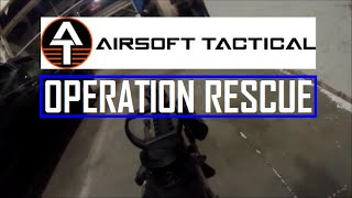 Airsoft Tactical Rochester, NY Operation: Rescue (KWA KRISS Vector)