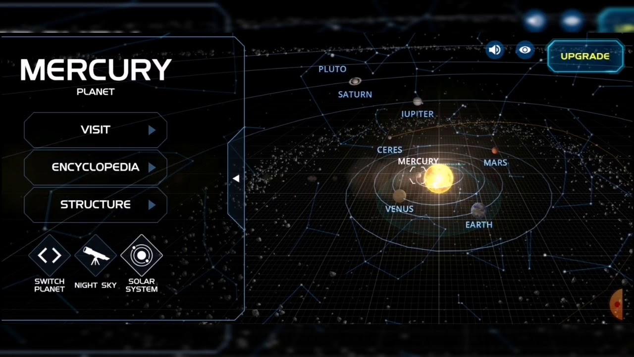 Rocky planets-solar system - YouTube