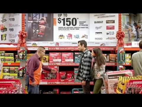 Home Depot Commercial