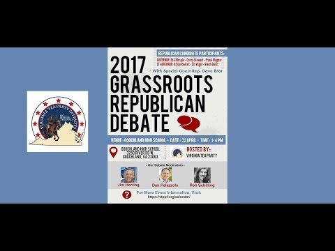 2017 Grassroots Republican Debate