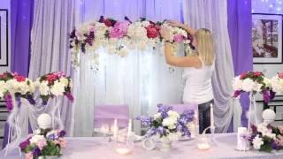 Оформление свадьбы в Магнитогорске , кафе Чарли