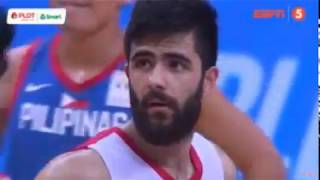 LIVE: Philippines vs Iran. 3rd and 4th quarter