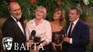 Happy Valley - Backstage Interview | BAFTA TV Awards 2017