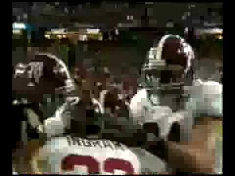 SEC Gridiron LIVE - Alabama Quarterback Greg McElroy Player Profile