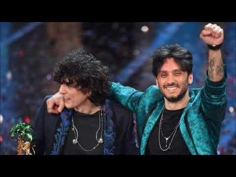 Ermal Meta e Fabrizio Moro - Non mi avete fatto niente Sanremo 2018 Vincono! (Audio Best)