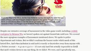 Looking Back At Gamergate And How It Created Toxic Culture As We Know It Today