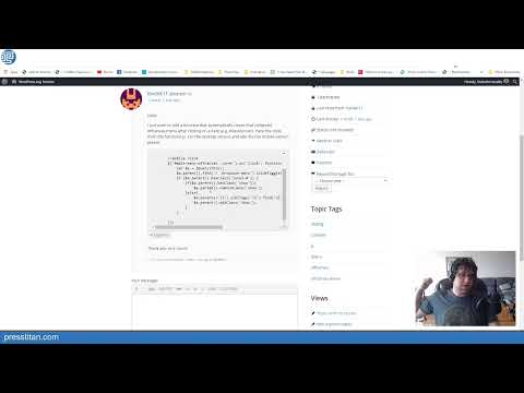 WordPress Q&A - March 30th, 2020