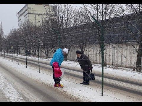 """Не знают границ. Как живут на улице с """"колючкой"""" между Россией и Украиной"""