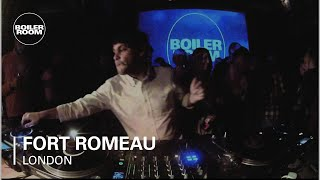 fort romeau boiler room dj set