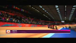 Keirin - London 2012 Olympics for Playstation Move - PS3 Fitness