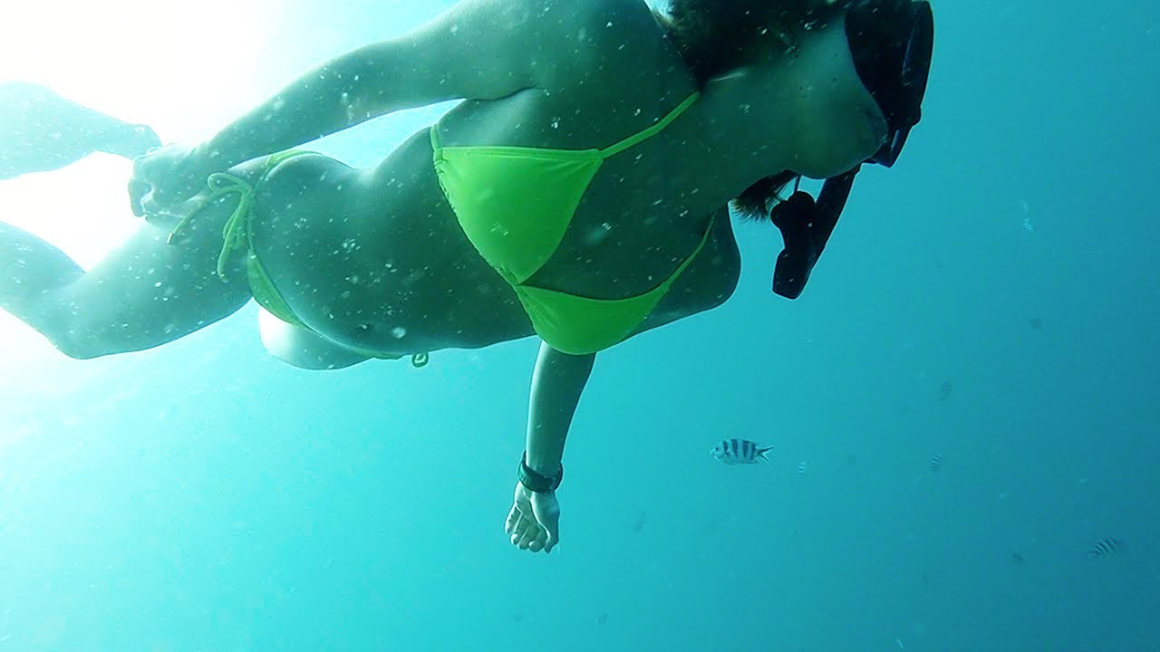 The differences between snorkeling, free and skin diving - DIVE